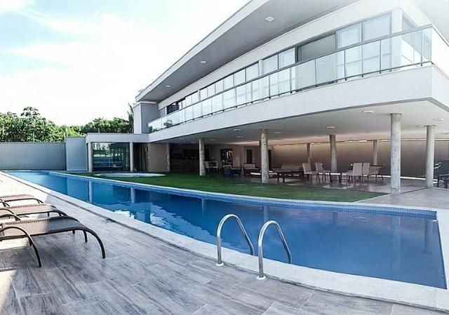 Casa em condomínio para alugar no Eusébio, CE 040, alto padrão, lazer completo - Foto 4