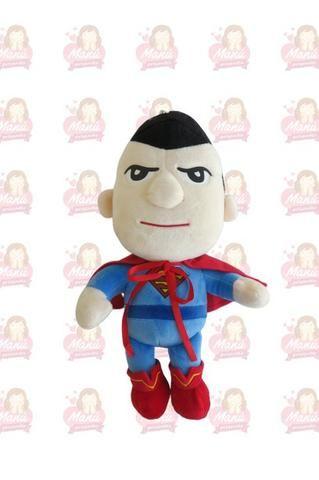 Super Heróis em Pelúcia - Kit com 5 Unidades - Foto 5