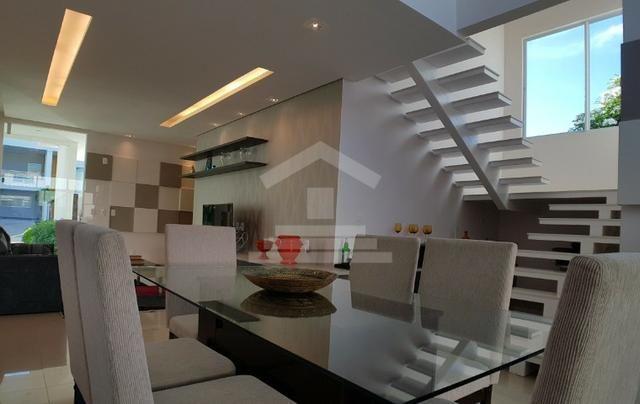 M: Casa em Condomínio No Bairro Gurupi 280m² 4 Suítes/ 4 Vagas