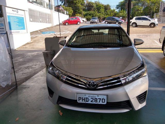 Toyota Corolla Sedan 1.8 Dual VVT-i  XLI (aut) (flex) - Foto 2