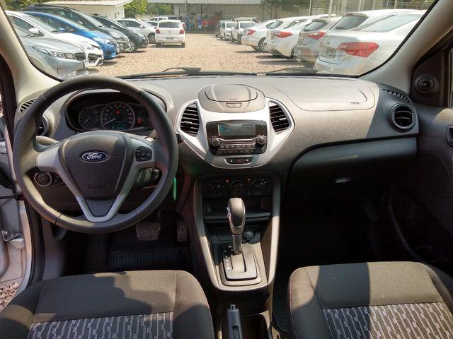 Ford Ka Sedan SE 1.5 AT - Foto 7