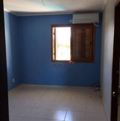 Casa residencial para locação, Guarujá, Porto Alegre - CA0128. - Foto 4