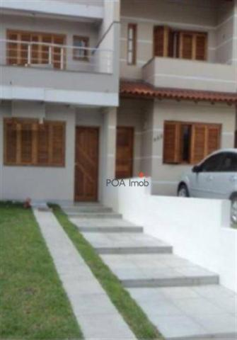 Casa residencial para locação, Guarujá, Porto Alegre - CA0128. - Foto 5