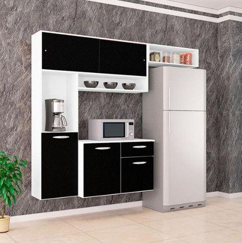 (3789) Cozinha Suspensa Thais whatsapp 99613=3789 - Foto 3