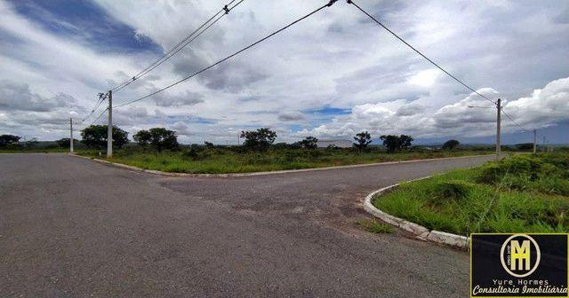 Lotes parcelados com varias metragens em Caldas Novas - Foto 12