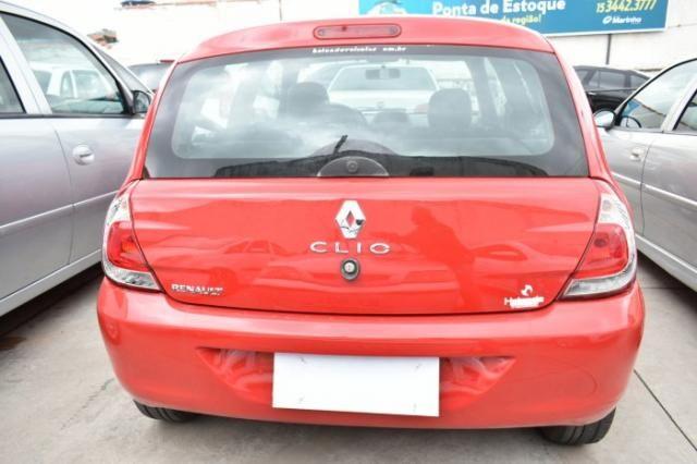 Renault clio hatch 2015 1.0 authentique 16v flex 2p manual - Foto 9