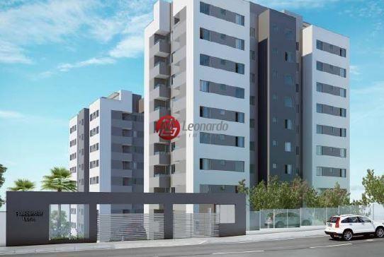 Apartamento 2 quartos - Venda Nova