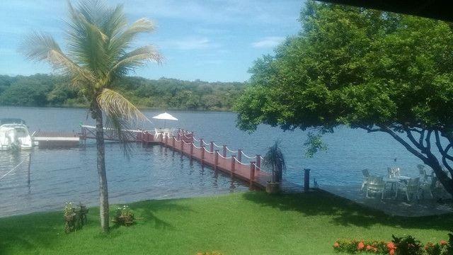 Casa na Lagoa do Uruaú, 17.500m² de área total, condomínio fechado, piscina - Foto 18