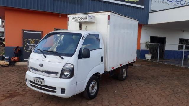 Kia Bongo 2.5 Bau Frigorifico Diesel - Foto 7