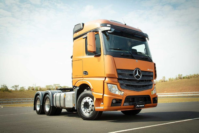 MB Actros 2648 6x4 MP5 Completo Aut 2021 - Foto 2