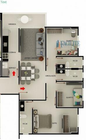 Apartamento à venda com 2 dormitórios em Pedro gondim, João pessoa cod:22848-11489 - Foto 7