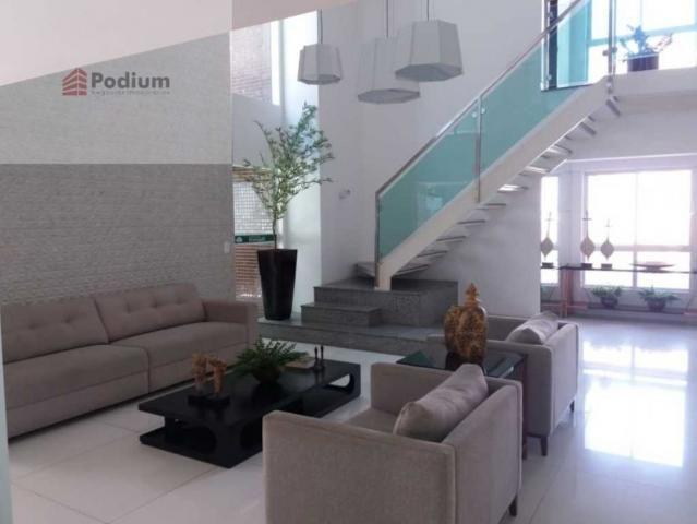 Apartamento à venda com 4 dormitórios em Miramar, João pessoa cod:15295 - Foto 3