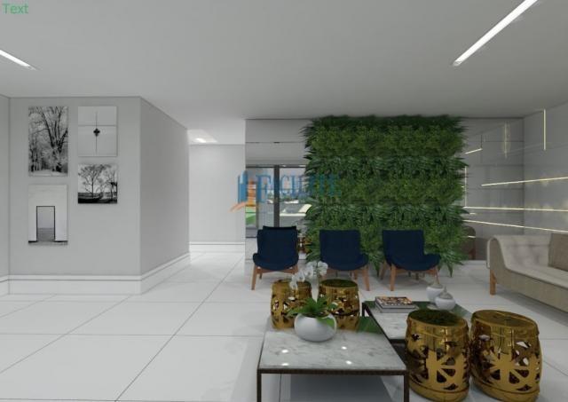 Apartamento à venda com 2 dormitórios em Pedro gondim, João pessoa cod:22848-11489 - Foto 2