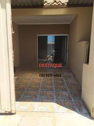 Casa com 2 dormitórios para alugar, 200 m² por R$ 700,00/mês - Parque José Rotta - Preside - Foto 10