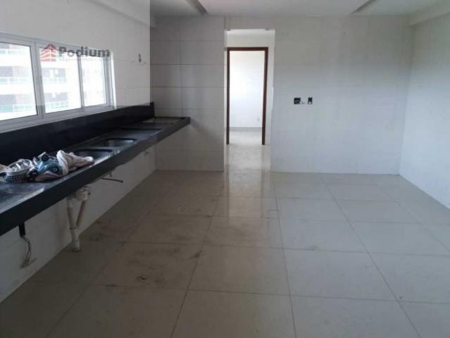 Apartamento à venda com 4 dormitórios em Miramar, João pessoa cod:15295 - Foto 13