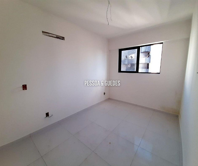 Piedade Apartamento Novo 3 Quartos 2 Vagas em Piedade 100 Metros do Mar! - Foto 4