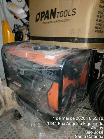 Gerador diesel 10 HP 6000 W