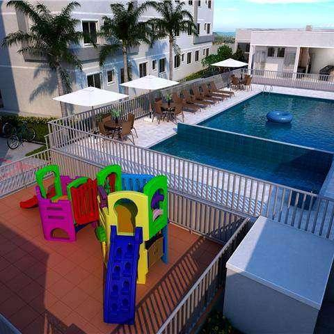 Residencial Venice - Apartamento 2 quartos em Serra, SE - ID4017 - Foto 7