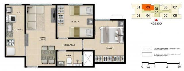 Spazio Vila da Glória - Apartamento de 2 quartos em Vila Velha, SP - ID3715 - Foto 14