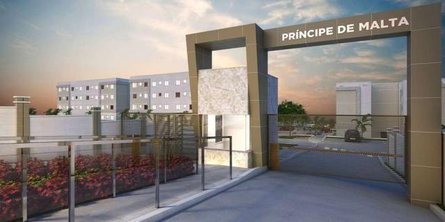 Residencial Príncipe de Malta - Apartamento de 2 quartos em Presidente Prudente, SP - ID37