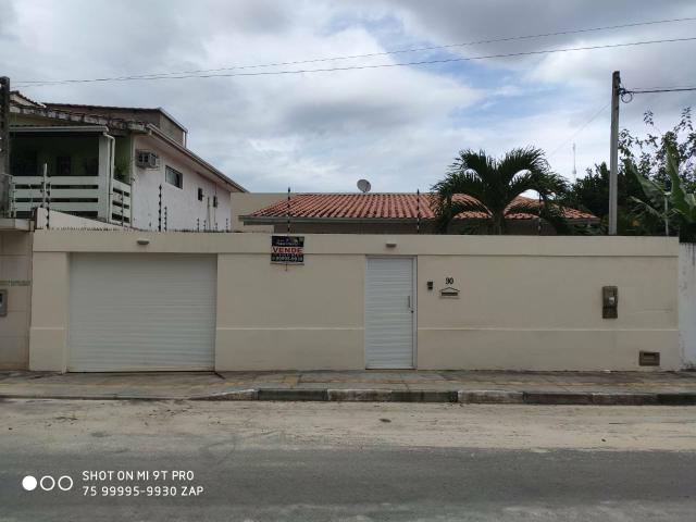 Casa para Venda, 4 dormitórios, 3 banheiros, 1 suíte, 2 vagas, Alagoinhas Velha R$ 420 mil