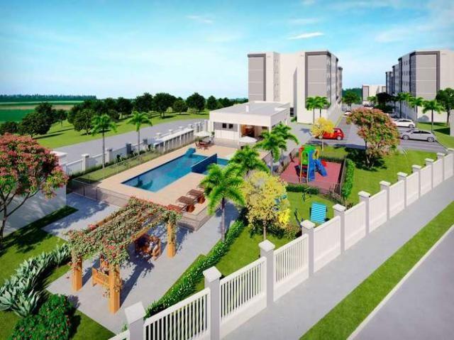 Residencial Porto Baden - Apartamento 2 quartos em Novo Hamburgo, RS - ID3930