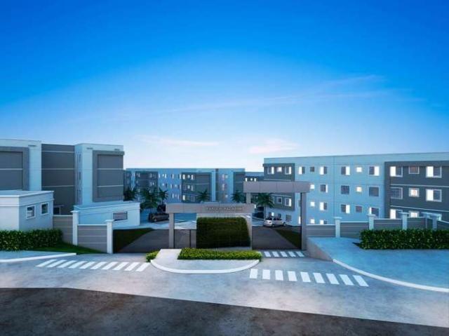 Parque Paladino - Apartamento de 2 quartos em Piracicaba, SP - ID3867