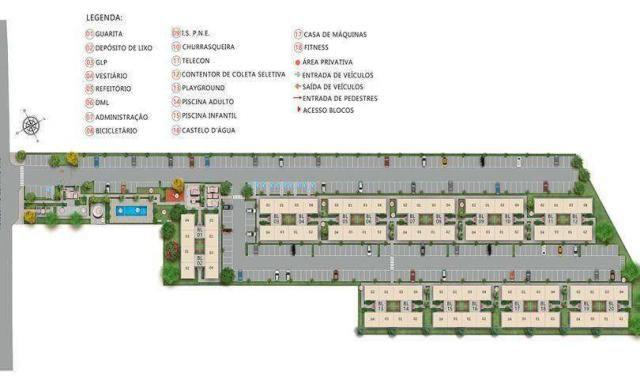 Residencial Monte Berlim - Apartamento 2 quartos em São Carlos, SP - ID3855 - Foto 8