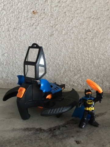 Nave do Batman DC comics Imaginext  - Foto 5
