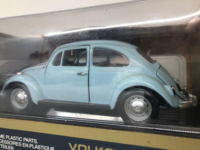Miniatura Fusca Beetle 1967 1 18 - Foto 4
