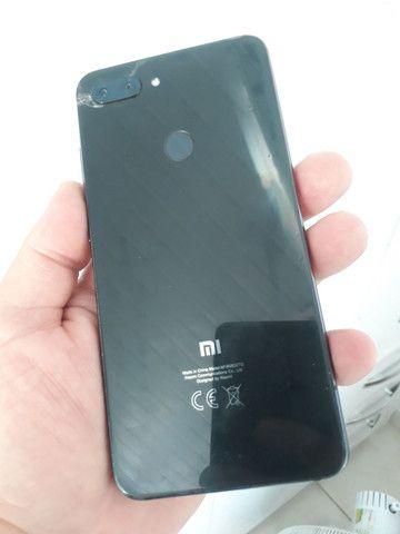 Xiaomi Redmi mi8 lite 128gb 6 ram AC troca original  - Foto 3