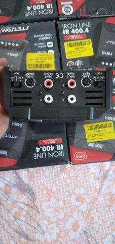Potencia Stetsom 400 watts Rms  - Foto 4