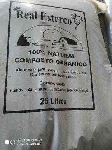 Terra adubada em Caxias