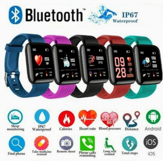 Smartwatch Bluetooth Color