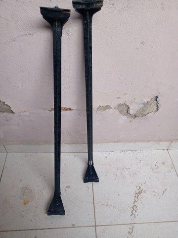 Rack/Bagageiro esterno uno Mille 4 porta