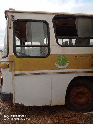 Vendo ônibus 364 Ano 83  - Foto 7