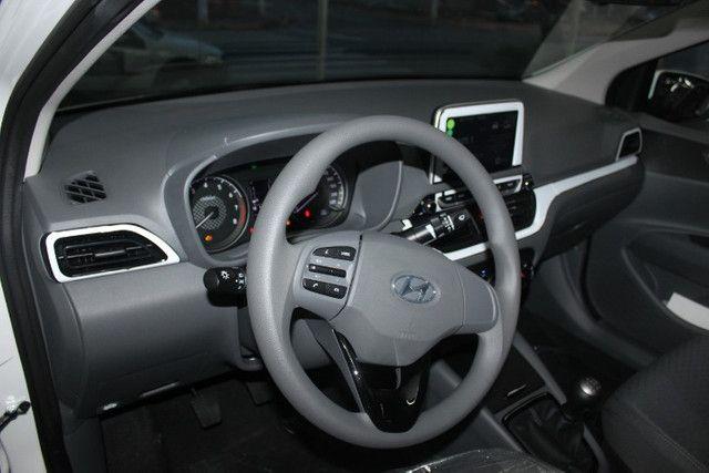 HB20 Sedan Vision 1.0 2021 ZeroKm- Guerra Veículos - Foto 5