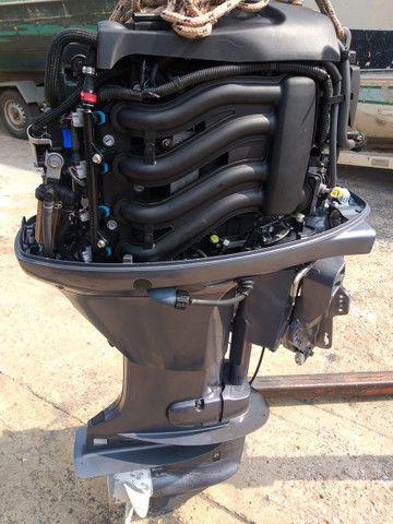 Motor de popa 60 Yamaha - Foto 2