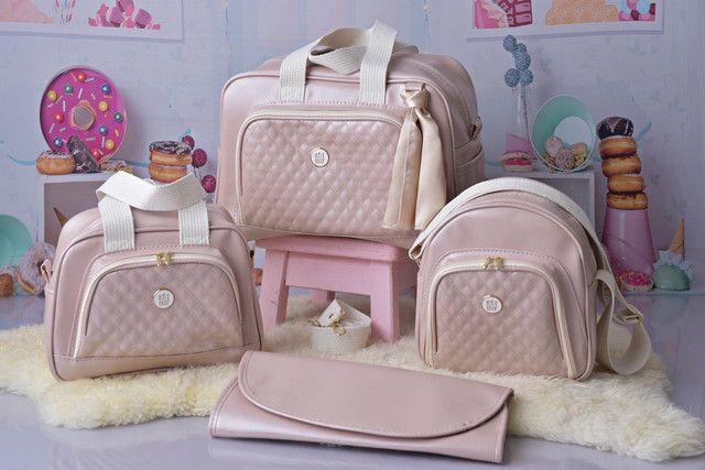 Kit de bolsas maternidade - Foto 4