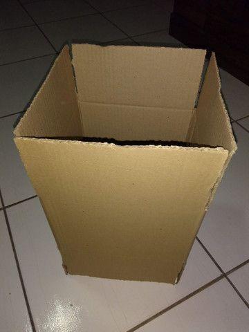Caixa de papelão - Foto 3