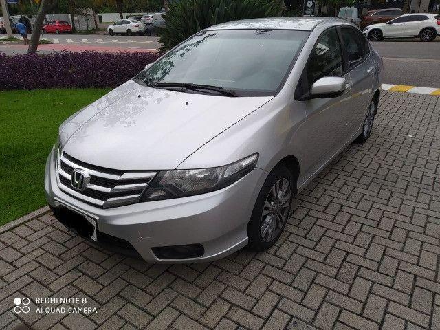 City LX Automatico - Unico Dono - Carro Novinho - Consigo Financiamento - 2014 - Foto 12