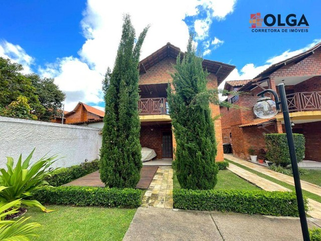 Casa com 3 dormitórios em condomínio, à venda, 120 m² por R$ 260.000 - Gravatá/PE