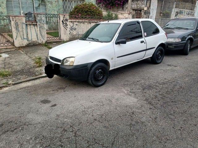 Ford fiesta 2001 1.0 motor Zetec Rocam