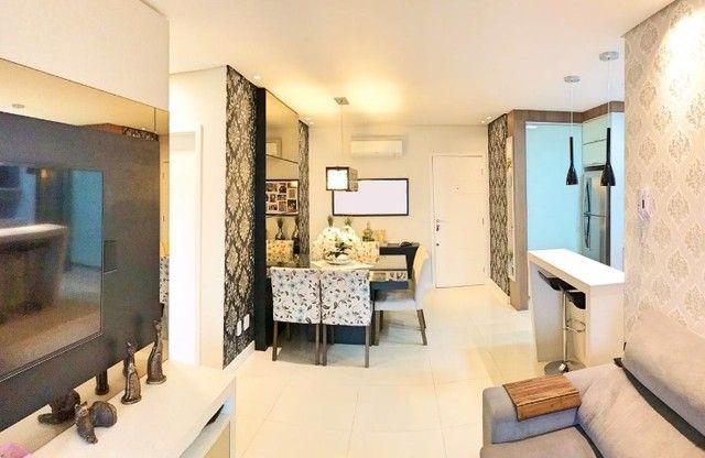 AP0041 - Apartamento com 2 dormitórios à venda - Balneário - Florianópolis/SC - Foto 6
