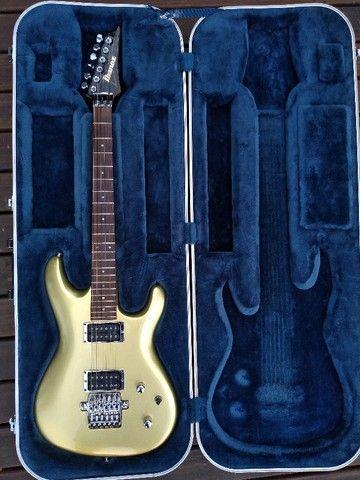 Guitarra Ibanez JS2000 Joe Satriani Signature Impecável! - Foto 3