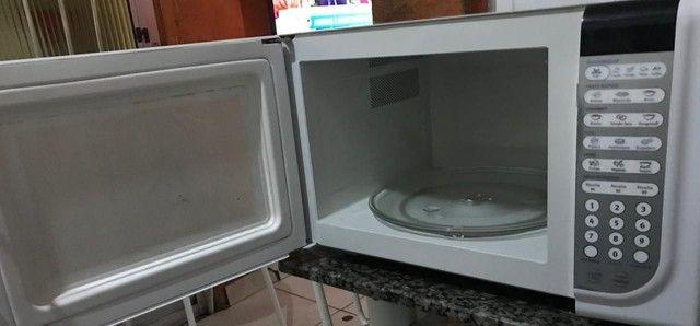Vendo microondas da Electrolux  - Foto 4