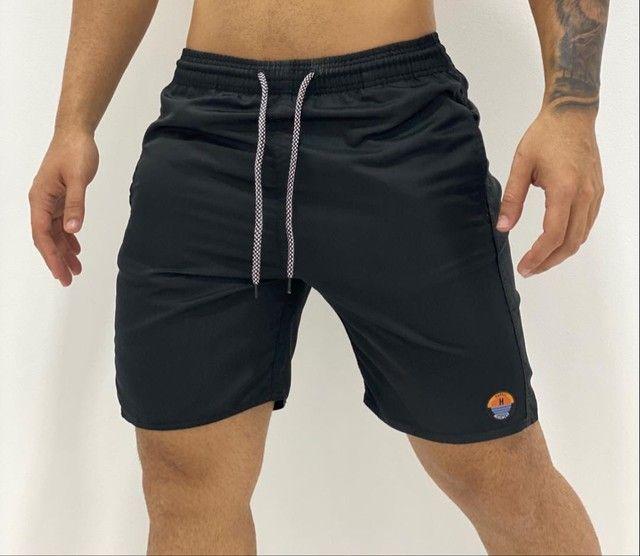 Shorts tactel (lançamento ) - Foto 3