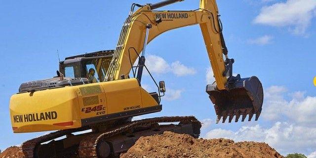 Escavadeira E245C-EVO - Foto 5