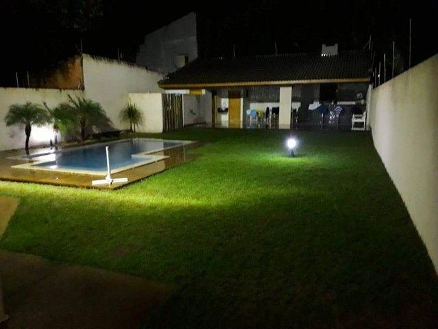 Casa 02 suite com closet 01 quarto piscina churrasqueira - Três Lagoas - MS - Foto 4