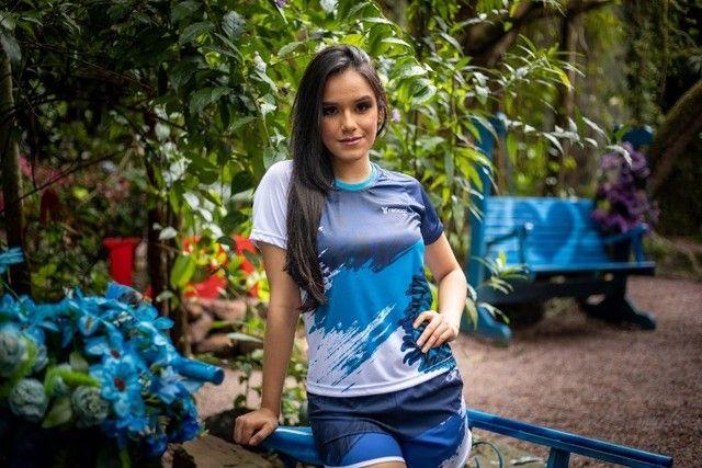 Camisa - Leão Azul  - Foto 3